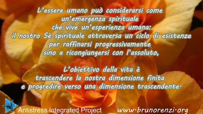 emergenza spirituale autoipnosi evolutiva integrata