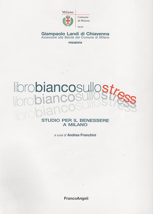 il libro bianco dello stress copertina